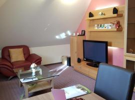 wunderschöne moderne Ferienwohnung im Hotel