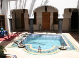 Riad Zanzibar, Marrakech