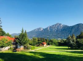Landhaus am Berg Schlafende Hexe