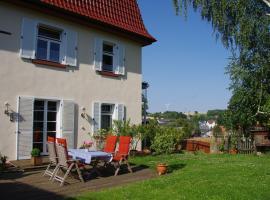 Modern Apartment in Mulsen Saxony near Forest