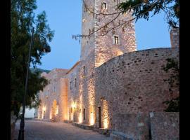 Arapakis Historic Castle, Pírgos Dhiroú