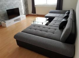 Cottbuser City Ferienwohnung mit 1 Schlafzimmer - [#118201]