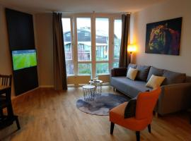 Zentrales 1-Zimmer-Apartment Oberursel/ Frankfurt am Main