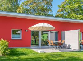 Bungis Ferienhäuser direkt am Grimnitzsee, Karree 02