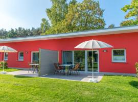 Bungis Ferienhäuser direkt am Grimnitzsee, Karree 03