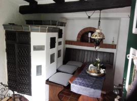 Mühle Braun, Im Backhaus