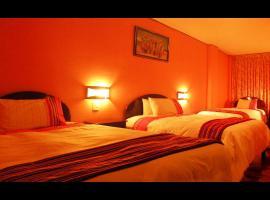 Hotel Margarita, Puno