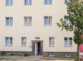 Three-Bedroom Apartment in Erfurt