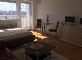 Ruhiges Appartement mit Balkon - [#116653]