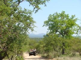 Masodini Game Lodge, Balule Game Reserve