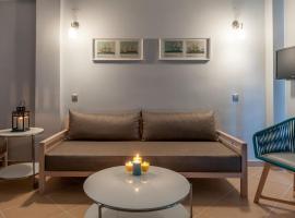 Villa Despina Green Suites, Polykhrono