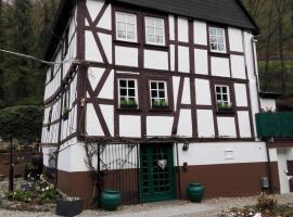 Mühle Braun Ferienhaus Sankt Goarshausen