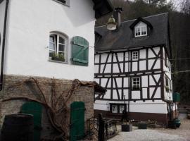 Mühle Braun Das Backhaus