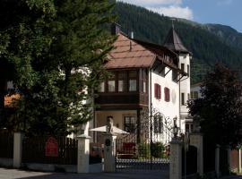 Bergschlössl, Sankt Anton am Arlberg