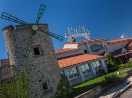 LOGIS Hôtel Le Moulin Des Gardelles, Riom