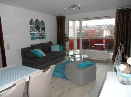 ViewMaLa - moderne Ferienwohnung mit Panorama