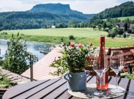 Ferienwohnungen Alte Destillerie Rathen