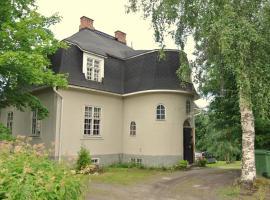 Villa Carleborg, Kokkola