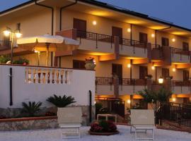 Hotel La Loggia, Tortora
