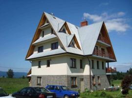 Dom Wypoczynkowy Słoneczny, Białka Tatrzanska