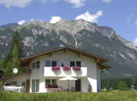 Landhaus Bellamontes, Leutasch