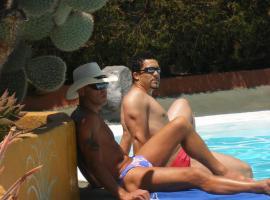 Bungalows Tenesoya Gay Men Only, Playa del Ingles