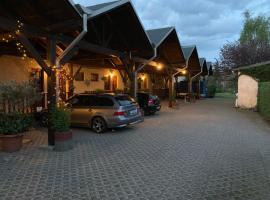 Schröder's Motel in Döbrichau
