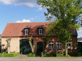 Lindenhof, Wohnung 1, Giebel