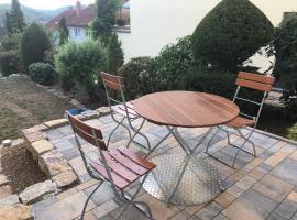 Studio Ochsenfurt in Kleinochsenfurt mit Terrasse