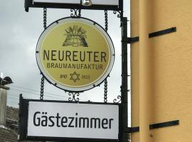 Brauerei Gasthaus DEUTSCHER KAISER