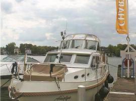 Luxusyacht Berlin Gruno 11 Meter