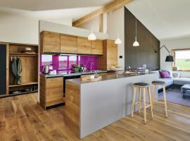 Gud Jard Lodge Nr. 20 - Wohngesundes Design-Ferienhaus