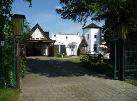 Ferienhaus Piratenburg Rövershagen