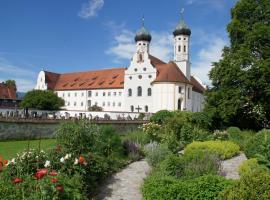 Kloster Benediktbeuern - Gästehaus der Salesianer Don Bosco