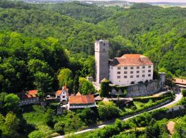Wohnen auf der Ritterburg