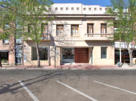 San Isidro Plaza Hotel, San Isidro