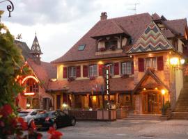 Hôtel Le Mittelwihr, Mittelwihr