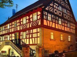 Holiday flats Nassach Aidhausen - DMG051004-DYA