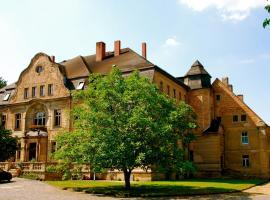Wohnen im historischen Gutshaus auf dem Rittergut Etzdorf