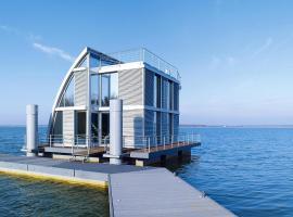 Holiday homes in der Lausitz auf dem Geierswalder See Geierswalde - DBS05053-FYC