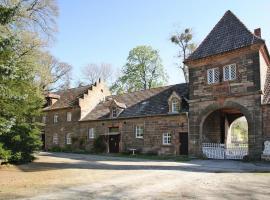 Terraced house im Schloss Zingst Querfurt - DLS02003-IYD