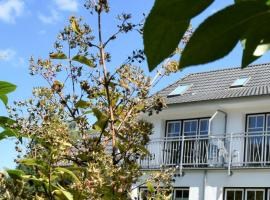 Spacious apartment in Graal-Muritz Germany with Balcony