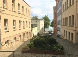 Schwerin Apartment am Pfaffenteich 1. Obergeschoss