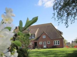 Landhaus op de Warft