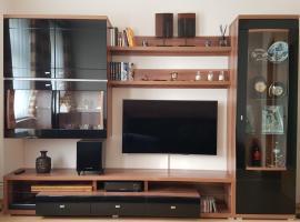 Schöne saubere 2-Zimmer-Wohnung für Messen oder sonstigen Zeiten