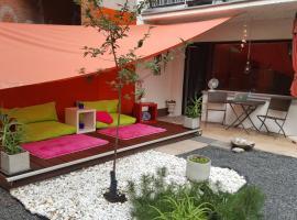 Garden Apartment near Köln Messe