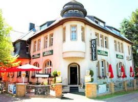 Hotel & Restaurant Schenk von Landsberg