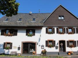 Ferienwohnung Flämisches Weinhaus