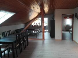 Ferienwohnung Asshoff zwischen Odenwald, Taubertal und Bauland