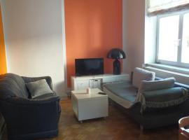 Schicke, helle 2-Zimmer-Wohnung, wenige Min. zu Fuß zum Marktplatz